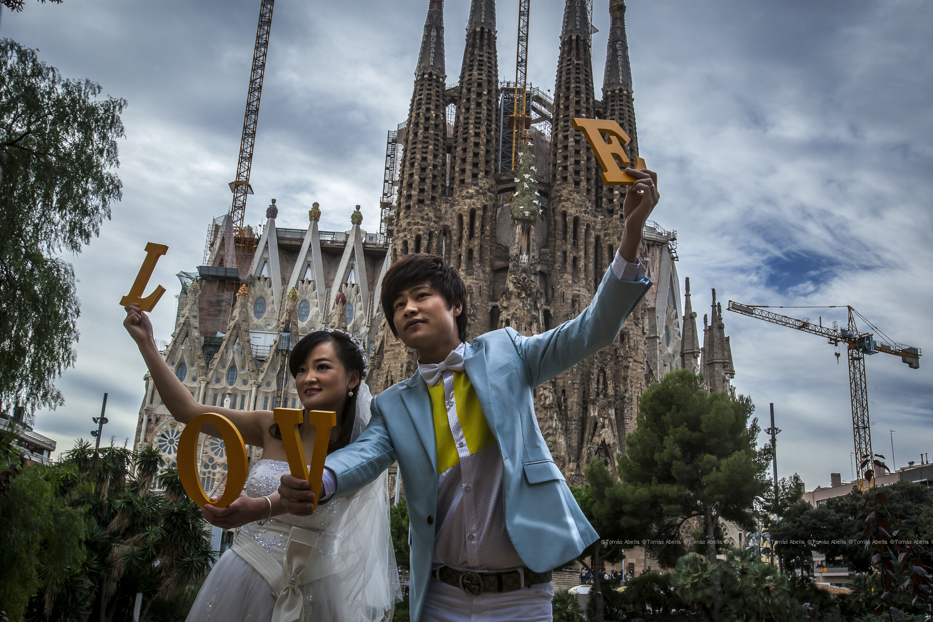Barcelona_mass tourism